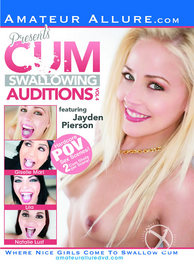 Cum Swallowing Auditions 04