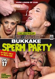 Bukkake Sperm Party 17