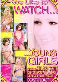 We Like To Watch Young Girls (disc)